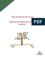 3280_Operaciones Básicas de Proceso Químico_Guía de estudio del curso