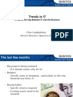 Trends in IT