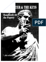 Jesus, Peter and Keys - A Scriptural Handbook on the Papacy - Scott Butler