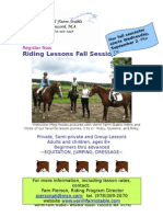 VFS Fall Lesson Flyer 08202009