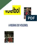 VOLEIBOL_regras Do Jogo