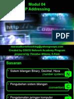 Minggu03 IP Addressing