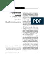 Economía de los medicamentos genéricos en América Latina