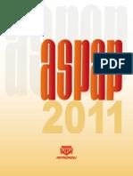 Catalogo ASPAP 2011