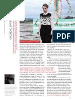 Entrevista a Anna Calvi en AUX. Magazine