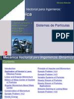 Capitulo 14 Sistemas de Particulas Parte 1