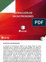 REFRACCIÓN DE MICROTREMORES.pptx