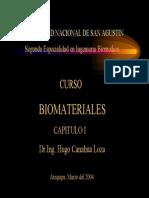 Biomateriales Cap i