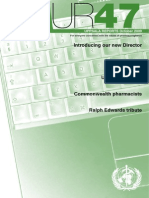 Pharmacovigilance for Panama