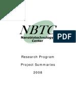 NBTC Research 2008_feb