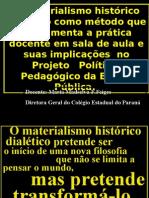 2009 Materialismo Historico Dialetico