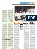 thesun 2009-08-20 page14 an enclave of harmony in malaya