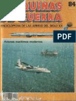 Maquinas de Guerra 084 - Aviones Maritimos Modernos