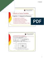 Cap.3Integral de Riemann