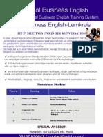 A.L.L. Optimal Business English Lernkreis (Web-Based Kurs) Information
