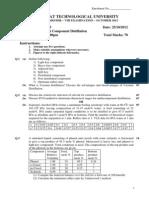 181012-180505-Multi Component Distillation ( Department Elective-II )