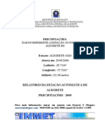 Instituto Nacional de Meteorologia 2009