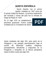 CONQUISTA ESPAÃ'OLA ARGENTINA[1]