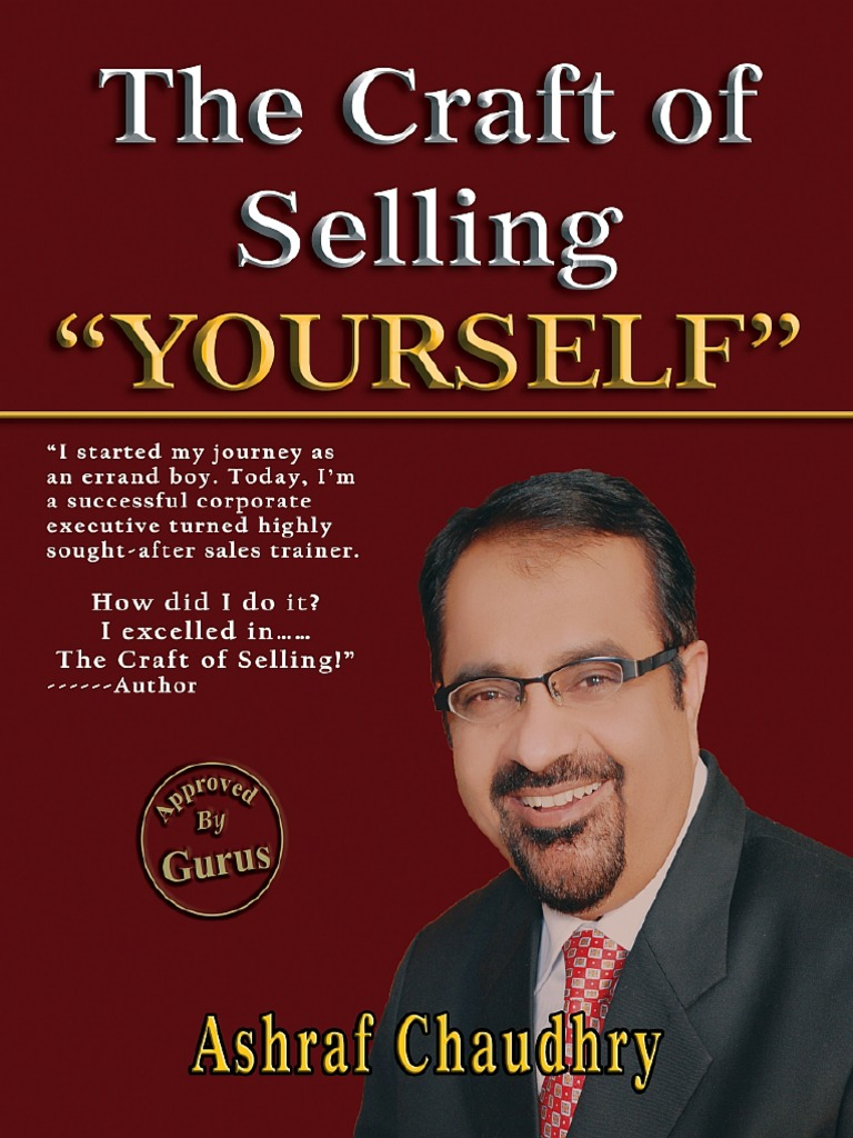 The craft of selling yourself by ashraf choudhary swot analysis the craft of selling yourself by ashraf choudhary swot analysis rsum fandeluxe Images