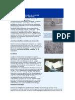 Mitos y realidades sobre el concreto reforzado con fibras metálicas
