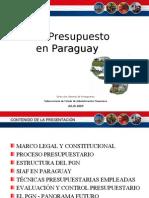 Presupuesto en el Paraguay