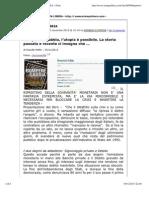 Rompere La Gabbia - Claudio Moffa (Www.stampalibera.com)