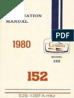 Cessna 152 Manual
