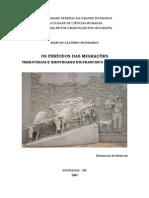 Os Periodos Das Migracoes_marcos Ondardo_dissertacao PDF