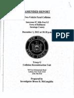 Drue Collision Report