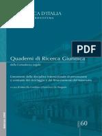 Banca d'Italia - Temi di Discussione - Working Papers