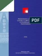 Pedoman Umum Good Corporate Governance Indonesia 2006