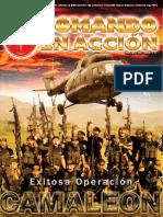 Comando en Accion 54 Mayo - Agosto 2013