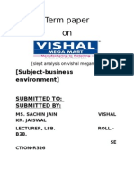 Term Paper Be Vishal Final