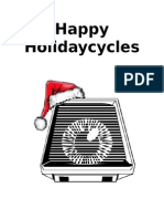 Paranoia - Happy Holidaycycles