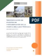 Resumen Ejecutivo - Lago Titicaca