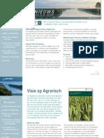 Nieuwsbrief agrarisch nieuws 2-2009