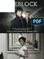 Digital Booklet Sherlock Soundtrack From the Series Two
