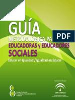 Guía Metodológica para Educadores y Educadoras Sociales