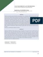 Dokumen 545 Volume 12 Nomor 3 Desember 2011 Variasi Bulanan Gelombang Laut Di Indonesia