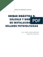 Calculo y Diseno Fotovoltaico