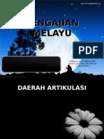 DAERAH ARTIKULASI
