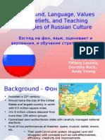 Russia Presentation Template