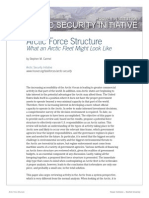 Arctic Force Structure
