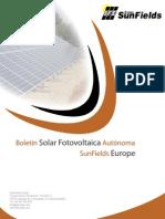 Sunfields Boletin Fotovoltaica Autonomas
