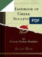 A Handbook of Greek Sculpture 1000002121