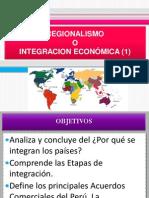 Acuerdos 1 - Integracion y Regionalismo