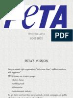 english presentation peta