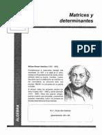 AlgebraII-IIMatricesyDeterminantes