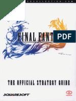 Final Fantasy X Guida Strategica Ufficiale Pdf
