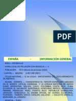 Apresentação1 CURSO DE ESPANHOL